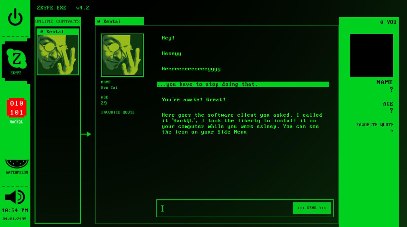 <Hacklist>